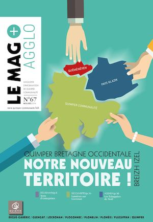Mag+ Agglo n°67 - nov./déc. 2016