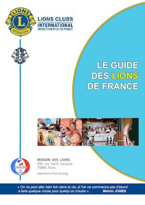 Guide Des Lions De France Document 2830