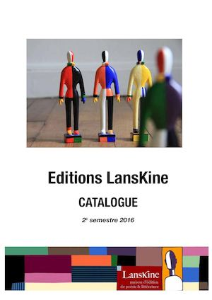 Catalogue LansKine 2è semestre 2016