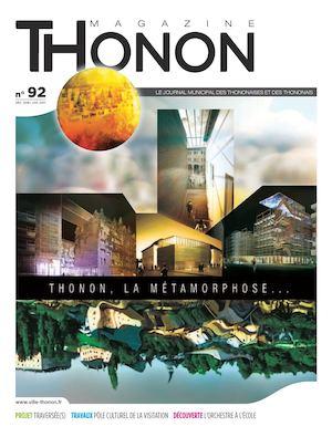 Thonon magazine n°92