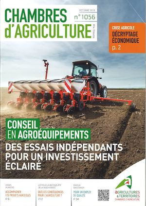 20161001 Revue Chambre Agriculture