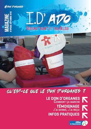 Magazine ID'Ado #spécial dons