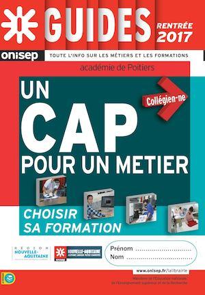 calaméo - cap pour un metier onisep poitiers rentree 2017 - Cap Cuisine Poitiers
