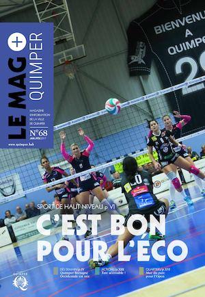 Le Mag+ n°68 - janv./fév. 2017