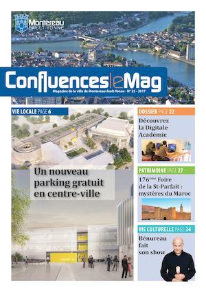 Confluences le Mag - Mag Municipal n°25