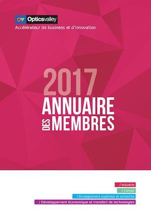 Annuaire Opticsvalley 2017