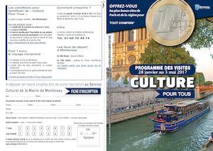 Culture pour Tous 2017