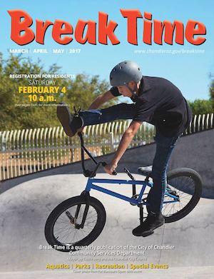 Spring 2017 Break Time