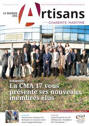 Calaméo - Le Mondes Des Artisans N116 - Charente-Maritime