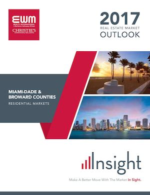 EWM Insight: 2017 South Florida Real Estate Outlook