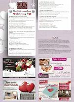 Une St Valentin Gazette