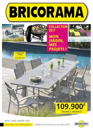Calaméo - Catalogue Mon Jardin, Mes Projets Bricorama