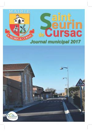 Journal Municipal Saint Seurin 2017