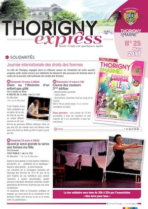 Thorigny Express MARS 2017 #25