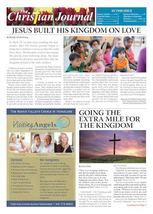 Christian Journal March 2017
