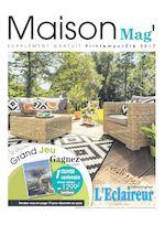 Une Maison Mag' Eclaireur - Printemps 2017