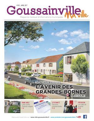 Calam o goussainville ma ville n 85 avril 2017 for Piscine de goussainville