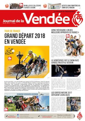 Journal de la Vendée n°228 - Avril 2017