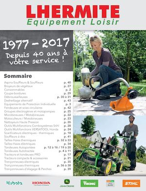 LHERMITTE catalogue 2017