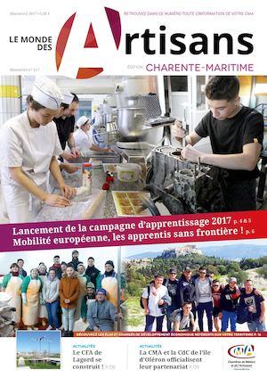 Calaméo - Le Mondes Des Artisans N117 - Charente-Maritime