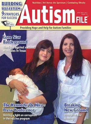 Autism File Magazine April-May 2017