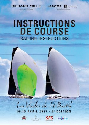 Iinstruction de Course 2017