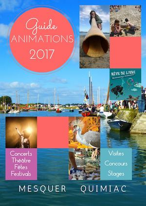 Guide Animations 2017 - Mairie de Mesquer