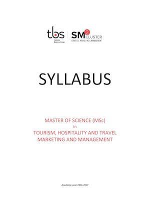 MSc Syllabus