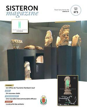 Le Magazine de Sisteron N°3 (Avril 2017)