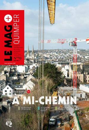 Le Mag+ Quimper n°70 - mai/juin 2017