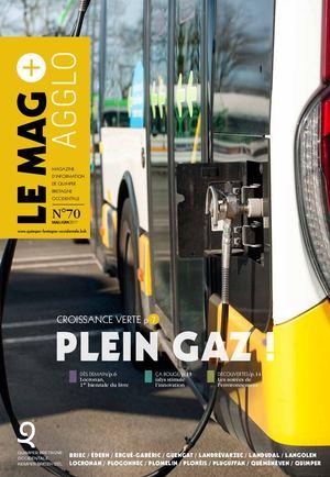 Le Mag+ Agglo n°70 - mai/juin 2017