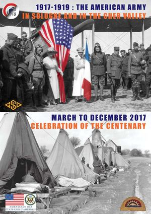 Celebration of the centennial of the American camps - program