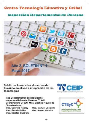 Revista Digital CTEyC Durazno  Mayo 2017