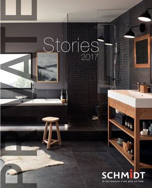 calam o catalogue salle de bains schmidt 2017. Black Bedroom Furniture Sets. Home Design Ideas