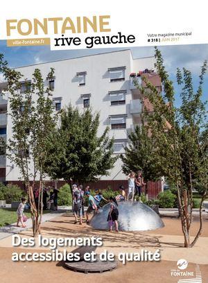 Fontaine Rive Gauche 318 Juin 2017