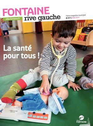 Fontaine Rive Gauche 317 Mai 2017