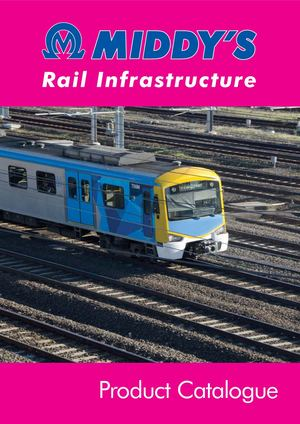 Middy's Rail Infrastructure Catalogue