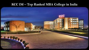 Top Ranked MBA College in Delhi NCR