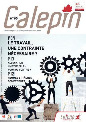 Calepin Juin 2017 : le travail