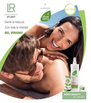Catalogo LR Julio Ofertas
