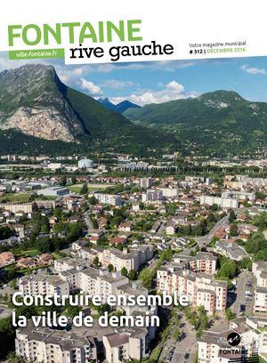 Fontaine Rive Gauche 312 Décembre 2016