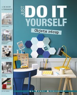 Feuilletage Just Do It Yourself - Objets Récup