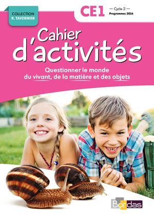 Collection Tavernier - Questionner Le Monde CE1