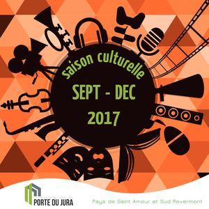 Livret culturel Sept Dec 2017