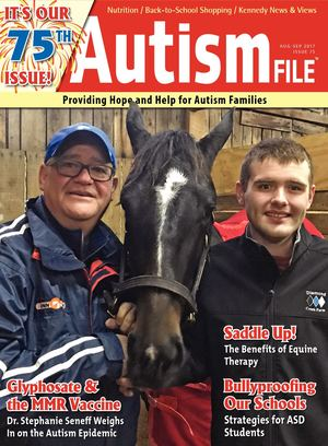 Autism File Magazine August-September 2017