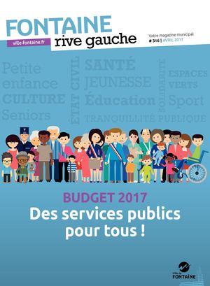 Fontaine Rive Gauche 316 Avril 2017