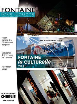 Fontaine Rive Gauche 292 Fevrier 2015