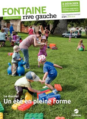 Fontaine Rive Gauche 307 Juin 2016