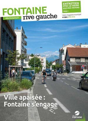 Fontaine Rive Gauche 308 Ete 2016
