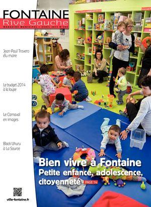 Fontaine Rive Gauche 283 Avril 2014